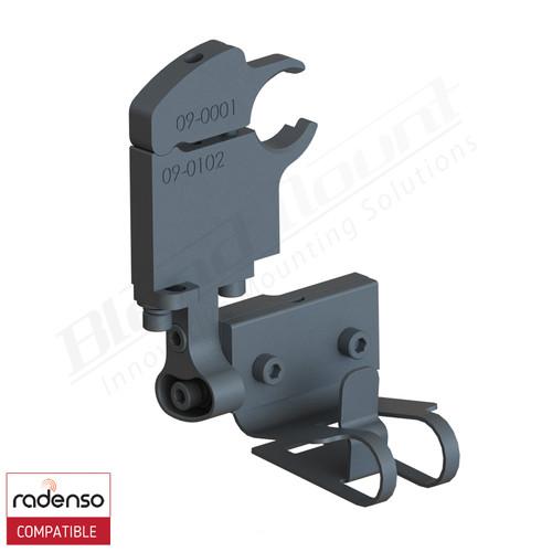 BlendMount BRX-5014 Radenso XP Radar Detector mount rendering