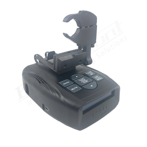 BlendMount BKR-3030 K40 Radar Detector Mount rendering ISO2
