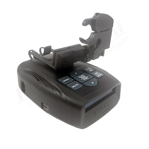 BlendMount BKR-2014 K40 Platinum100 Radar Detector Mount ISO 1