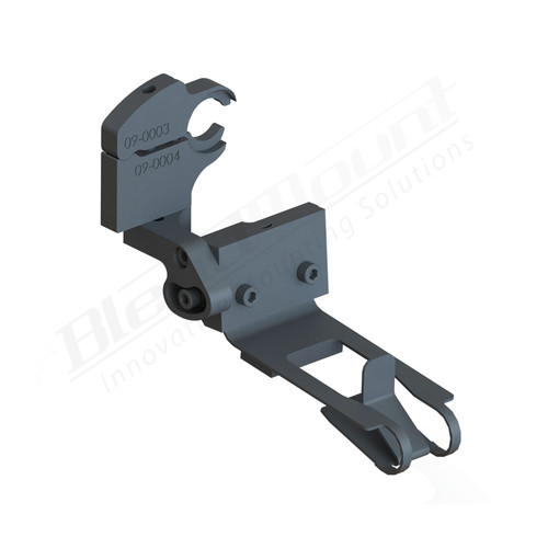 BlendMount BKR-2115 K40 Radar Detector Mount rendering