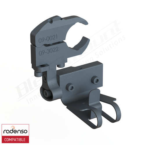 BlendMount BRX-2036 Radenso XP Radar Detector Mount rendering
