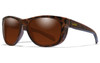 Captivate Polarized Copper Lens/Gloss Demi Frame