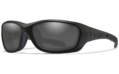Smoke Grey Lens/Matte Black Frame