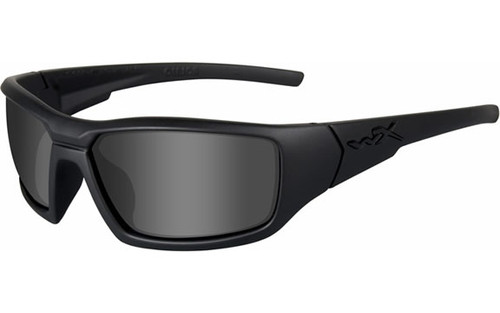 Polarized Smoke Grey Lens/Black Ops Matte Black Frame