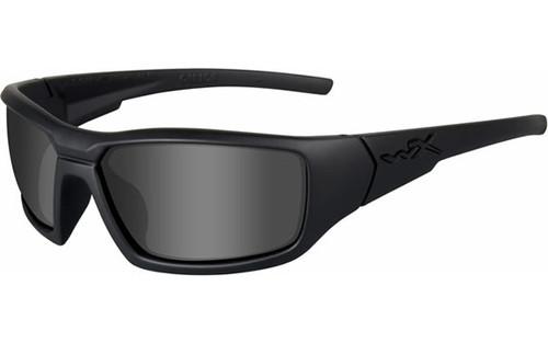 Polarized Smoke Grey Lens/Black Ops Matte Black Frame