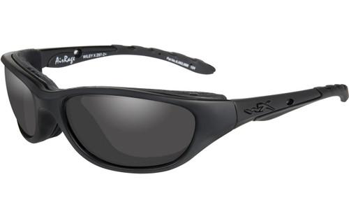 Black Ops Smoke Grey Lens with Matte Black Frame