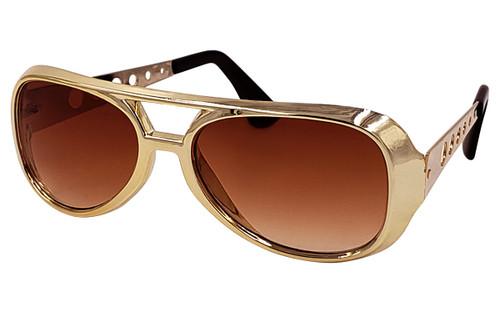 Gold Frame/Brown Gradient Lens
