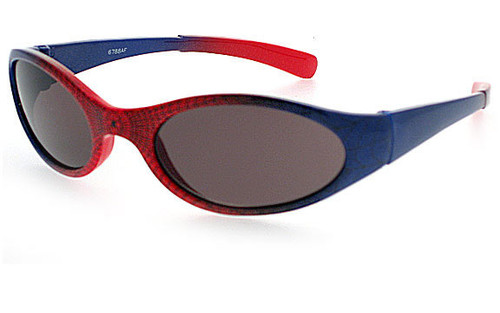 Red Front/Blue Sides/Smoke Lens
