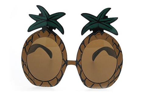 Brown Pineapple/Brown Lens