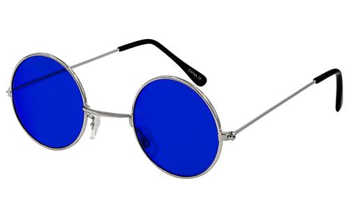 Dark Blue Lens
