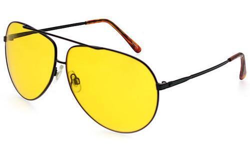 Black Frame/Yellow Lens