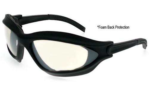 Black Frame/Clear Lens