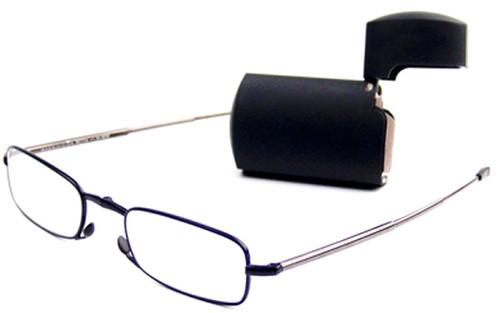 Silver Frame / 2.50 Power + Case