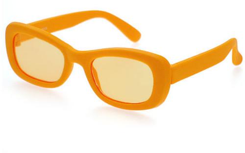Tangerine Orange Frame/Orange Lens