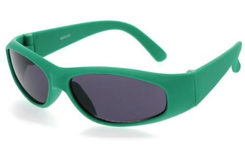 Green Frame/Smoke Lens