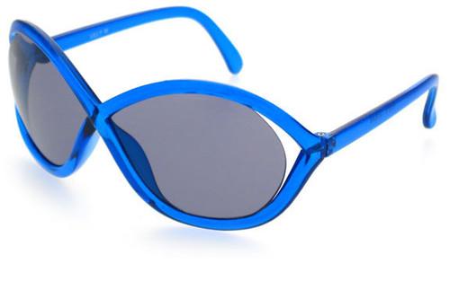 Blue Frame/Smoke Lens