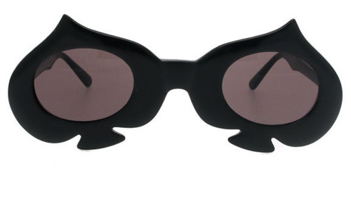 Spade Card Casino Sunglasses FF156