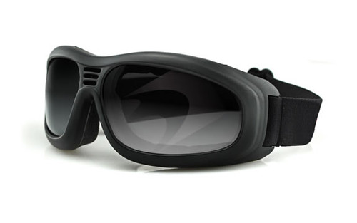 Black Frame/Smoke Lens