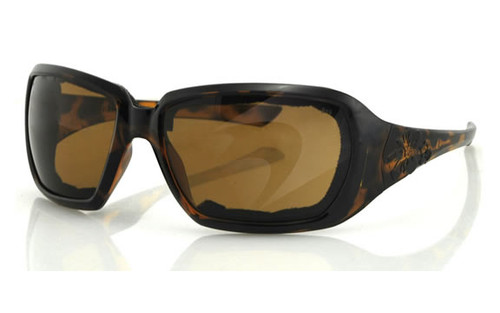 Tortoise Frame/Brown Lens