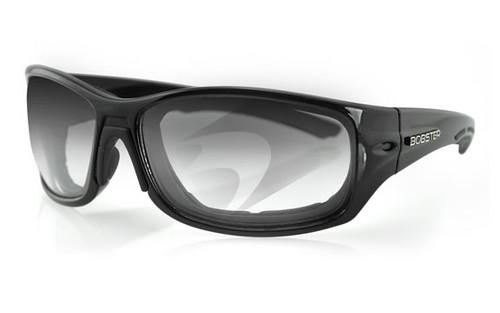 Black Frame/Photochromic Lens