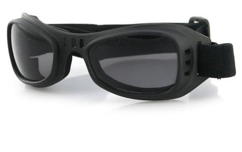 Black Frame/Smoke Lens