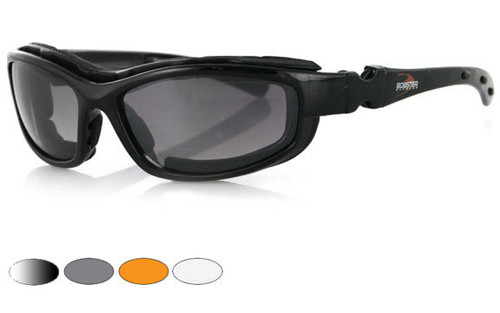 Black Frame w/4 Interchangeable Lenses