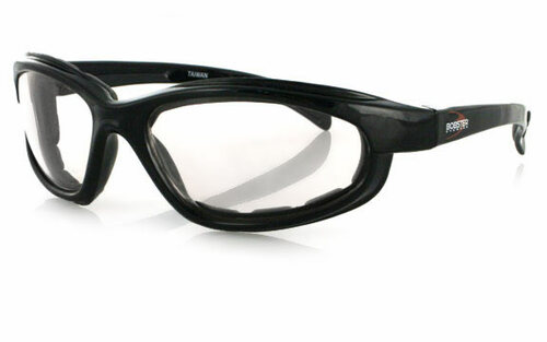 Black Frame/Photochromic Lens