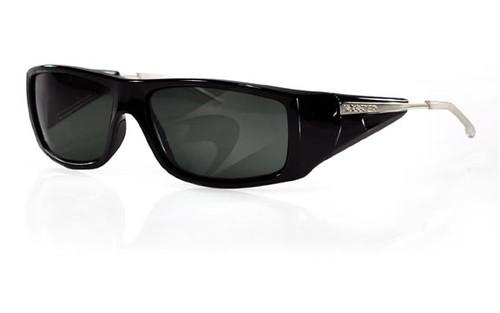 Shiny Black Frame/Smoke Lens