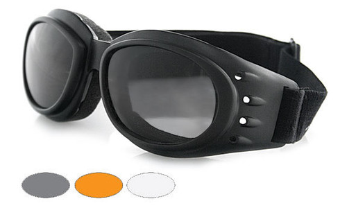 Black Frame w/3 Interchangeable Lenses