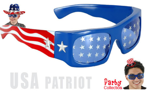 Patriotic Sunglasses
