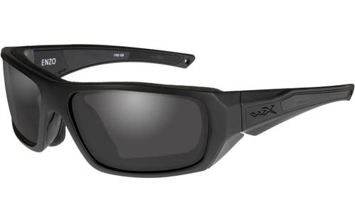 Smoke Grey Lens/Black Ops Matte Black Frame