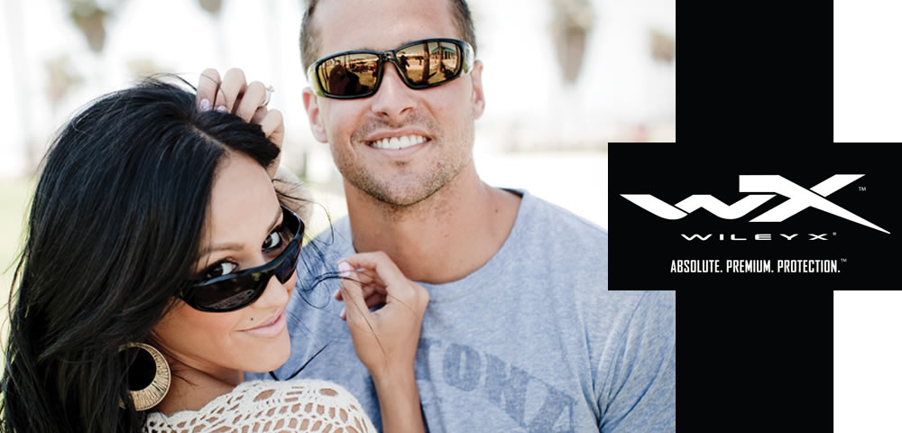 Wiley X Eyewear - The Best in Sunglasses & Goggles for Tactical and Active Lifestyles.
