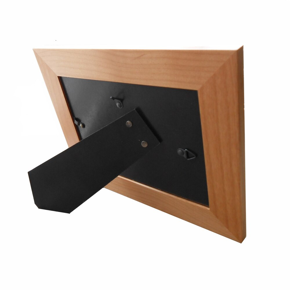 back of long-distance picture frame for couples