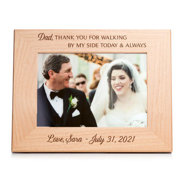 wedding gift for father of the bride