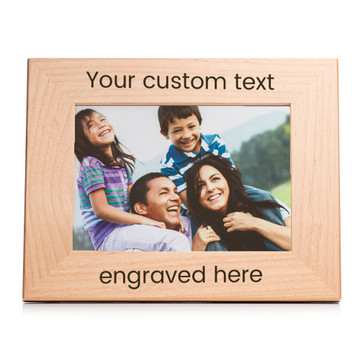 Create Your Own Personalized Picture Frame