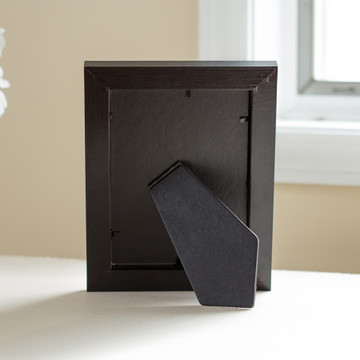 Create Your Own Personalized  Picture Frame (Black)