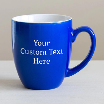 Create Your Own Custom Engraved Coffee Mug