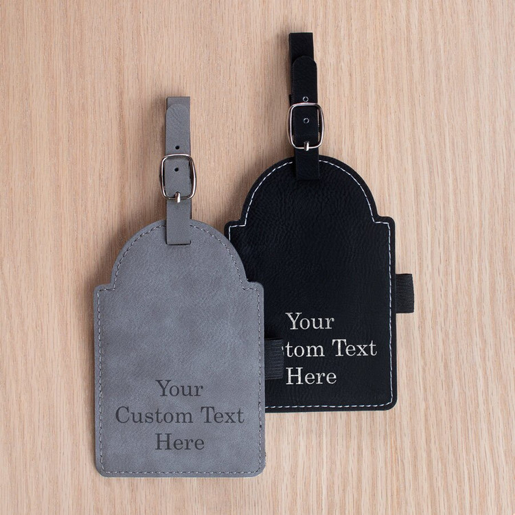 Create Your Own Personalized Custom Golf Bag Tag
