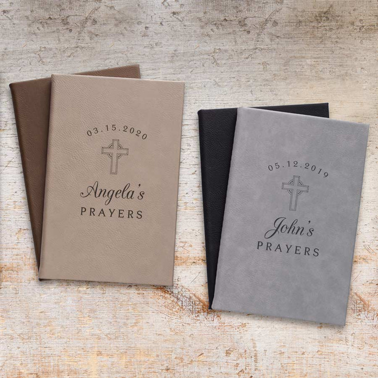 Personalized Children's Prayer Journal