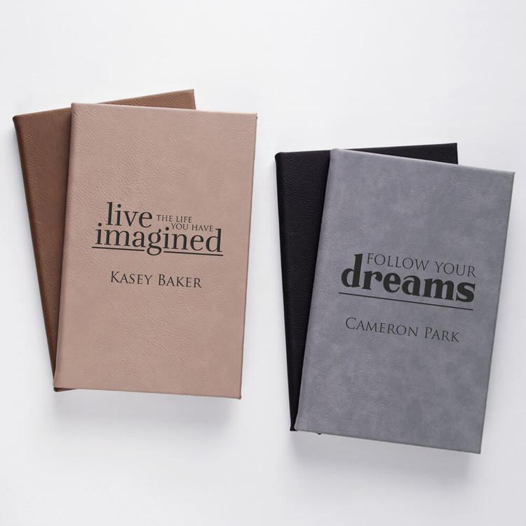 Personalized Graduation Journal
