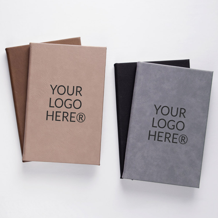 Bulk Custom Journals with Logo