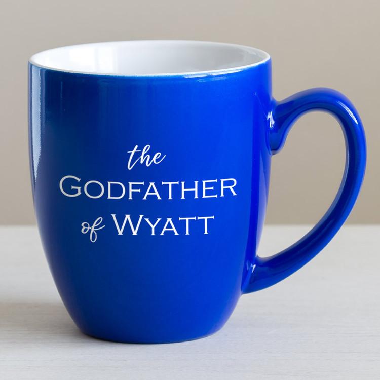 Personalized Godfather Coffee Mug