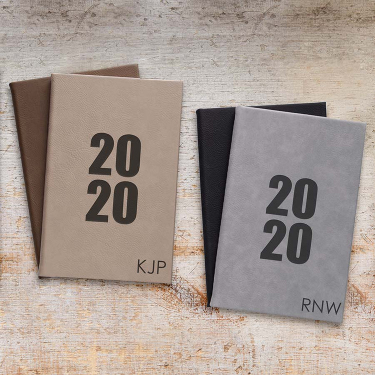 Personalized 2020 Journal