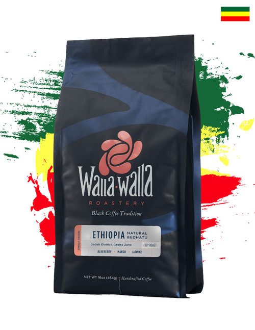 Ethiopia Natural Bedhatu