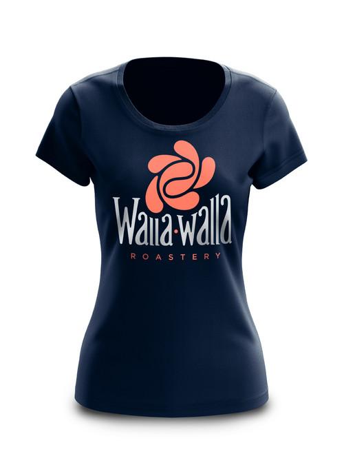 "WWR T-Shirt, ""BRAND"" - Womens"