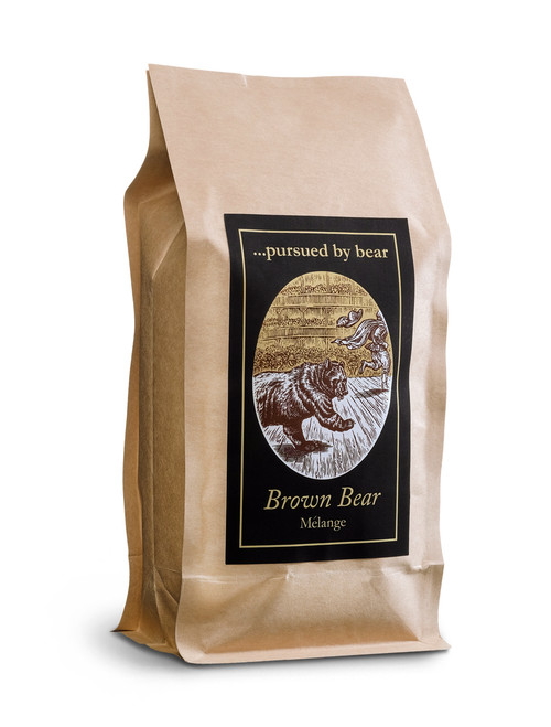 "Brown Bear Melange (aka ""Kyle's Blend"")"