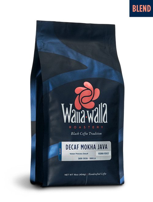 Decaf Mokha Java