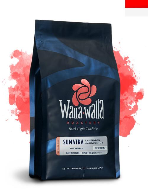 Sumatra Takengon Mandehling (Fair Trade)