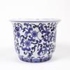 Alternative Picture of Small Decorative Porcelain Planter