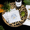 Round Tray - Leopard